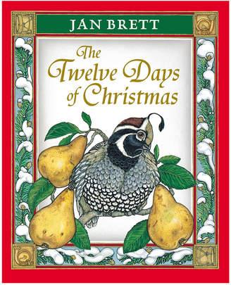 Penguin Random House Twelve Days Of Christmas By Jan Brett