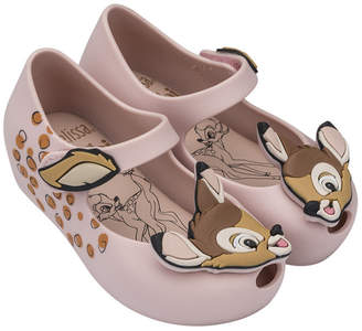 Mini Melissa Melissa Shoes Mini Ultragirl + Bambi Mary Jane Flat