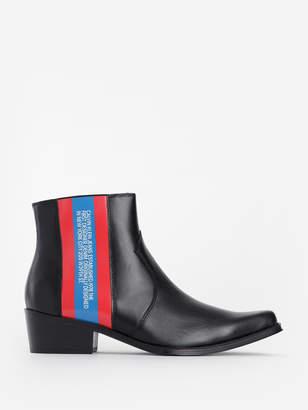 Calvin Klein Established 1978 Boots