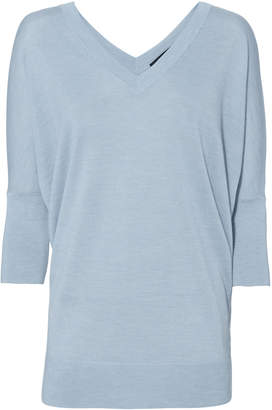 Derek Lam Core Grey Batwing Sweater