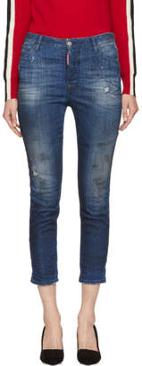 DSQUARED2 Indigo London Jeans