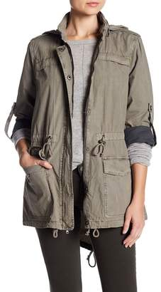 Levi's Lightweight Hooded Utility Jacket