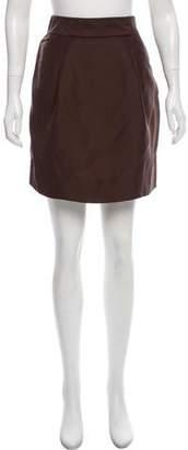 Tory Burch Silk Knee-Length Skirt