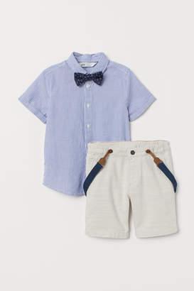 10344b4b9 Boys Shirt And Tie Sets - ShopStyle UK