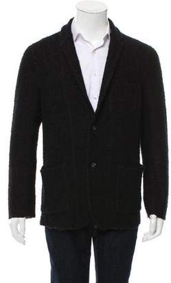 Robert Geller Richard Textured Blazer
