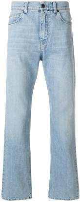 Stella McCartney straight cropped jeans