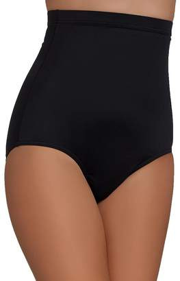 Magicsuit Solid High-Waist Bikini Bottom