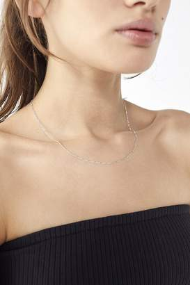 Urban Outfitters Simple Figaro Chain Necklace