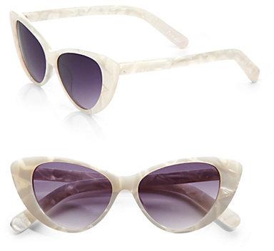 Elizabeth and James Benedict Retro Cat's-Eye Sunglasses