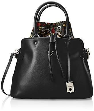 Piero Guidi Women's 216371082 Cross-Body Bag Black