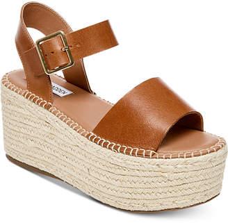a06db7db893 Steve Madden Women Cabo Flatform Sandals