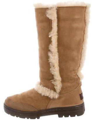 UGG Australia Sunburst Tall Boots $145 thestylecure.com