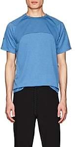 """DYNE Men's """"Papert"""" Jersey T-Shirt-Blue"""