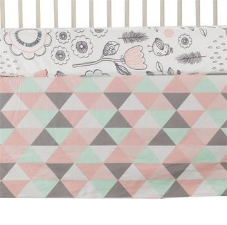 Lolli Living Sparrow Crib Skirt - Tripod