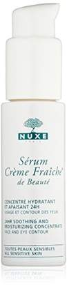 Nuxe Creme Fraiche Serum 24 Hour Soothing and Moisturizing Concentrate