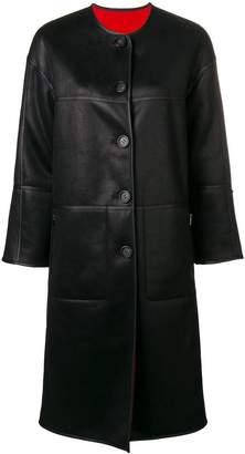 Urban Code Urbancode Emme shearling coat