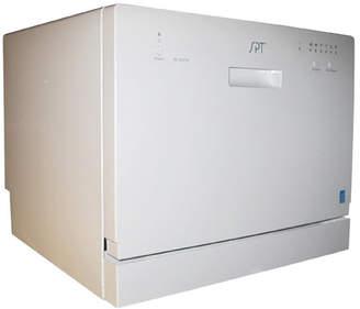 "Sunpentown 22"" 55 dBA Compact Dishwasher"