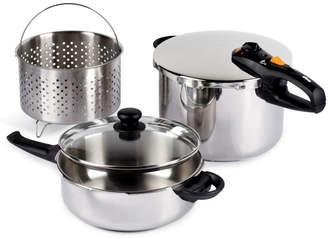 Fagor 5-Piece Pressure Cooker Set
