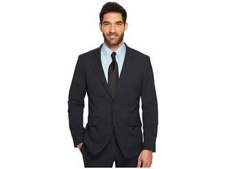 Perry Ellis Slim Fit Subtle Pinstripe Suit Jacket Men's Jacket