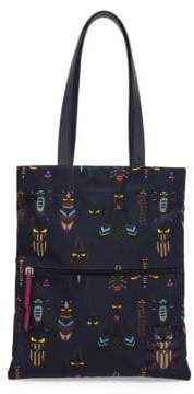 Fendi Super Bugs Tote Bag