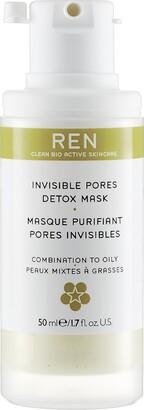REN Invisible Pores Detox Mask