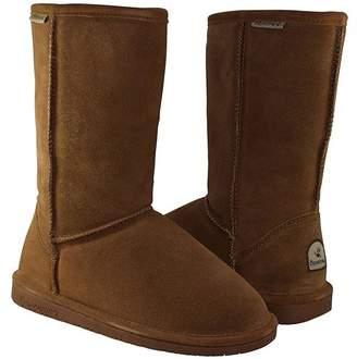 BearPaw Women's Emma Mid-Calf Suede Boot - 7M