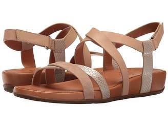 FitFlop Lumy Crisscross Sandals Women's Shoes