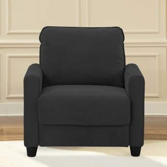 Lilith Lifetstyle Solutions Lifestyle Solutions Armchair in Black Fabric