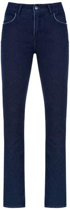 Tufi Duek denim straight trousers