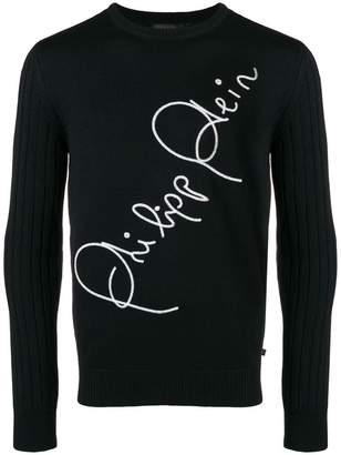 Philipp Plein Sign sweater