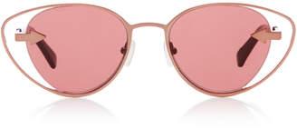 bf2289a0696 Karen Walker Pink Women s Sunglasses - ShopStyle