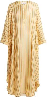 Sonia Rykiel Round-neck striped kaftan