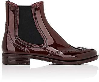 Barneys New York Women's Wingtip Rubber Rain Boots