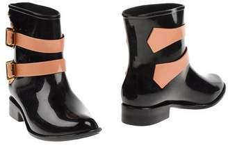 Vivienne Westwood + MELISSA Ankle boots