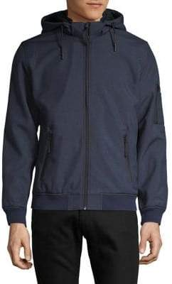 Esprit Bonded Hooded Jacket