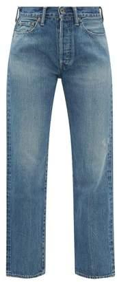 Chimala Selvedge Denim Straight Leg Jeans - Womens - Denim