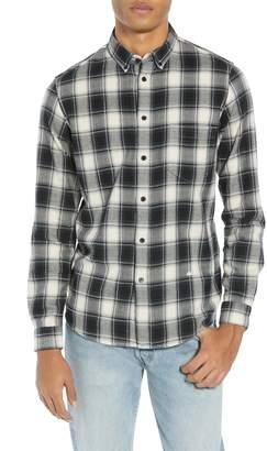 Levi's Standard Plaid Sport Shirt