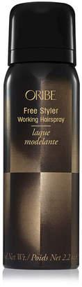 Oribe Free Styler Working Hairspray, Purse Size, 2.2 oz./ 75 mL
