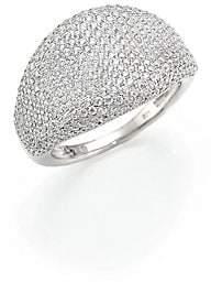 Adriana Orsini Women's Pavé Dome Ring