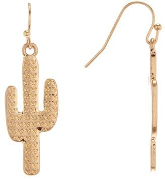 Melrose and Market Cactus Drop Earrings