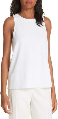 Tibi Structured Crepe Shell