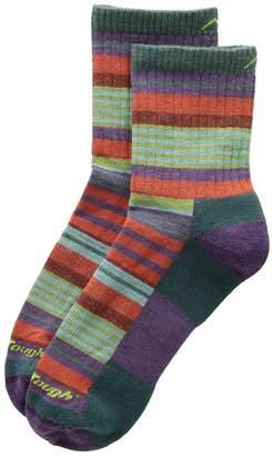 Darn Tough Vermont Sierra Stripe Micro Crew Light Cushion Socks Crew Cut Socks Shoes