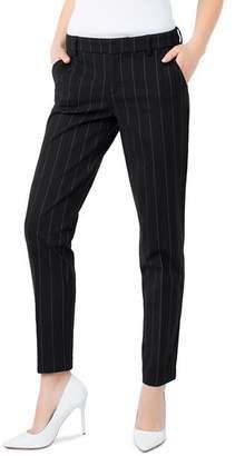 Liverpool Pinstripe Slim Pants