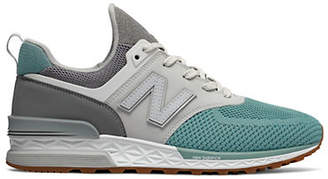 New Balance Mens 574 Sport Low-Top Sneakers