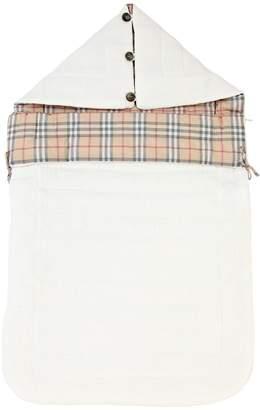 Burberry Padded Cotton Sleeping Bag