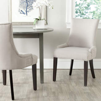 Willa Arlo Interiors Mcdaniel Upholstered Wood Side Chair
