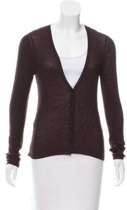 Missoni Wool Textured Cardigan