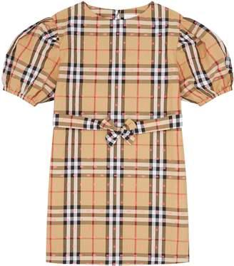 Burberry House Check Dress