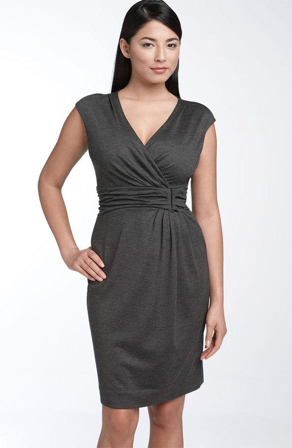 Classiques Entier® Wool Jersey Dress