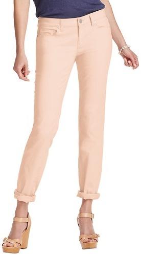 LOFT Tall Modern Straight Leg Jeans